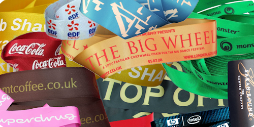 Corporate Printed Ribbons & Banners!